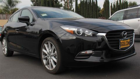 Certified Used Mazda3 Touring