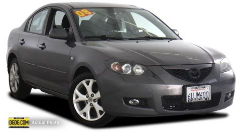 Used Mazda3 i Touring *Ltd Avail