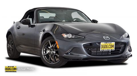New Mazda MX-5 Miata Club