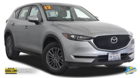 Certified Used Mazda CX-5 Sport