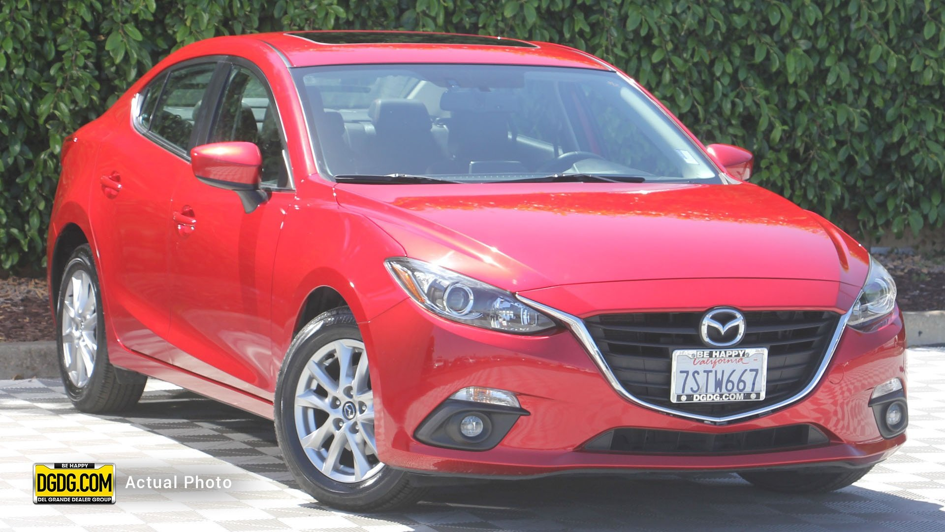 Certified Pre Owned 2016 Mazda3 I Grand Touring