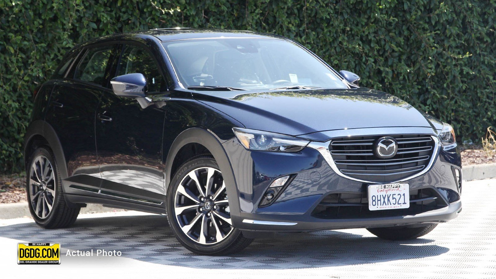 Certified Pre-Owned 2019 Mazda CX-3 Grand Touring