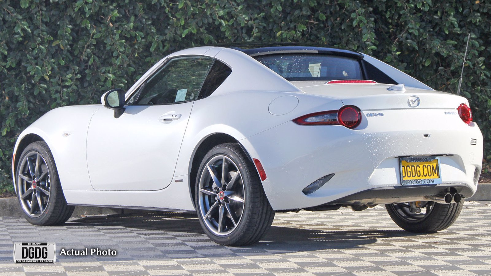 New 2020 Mazda MX-5 Miata RF 100th Anniversary