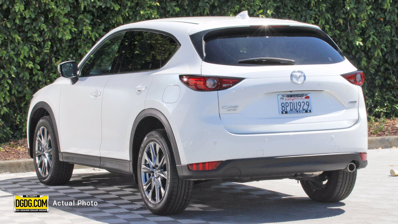 Certified Pre-Owned 2019 Mazda CX-5 Signature Diesel