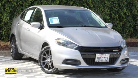 2016 Dodge Dart SE FWD 4dr Car