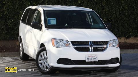 2017 Dodge Grand Caravan SE FWD Mini-van, Passenger