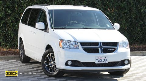 2017 Dodge Grand Caravan SXT FWD Mini-van, Passenger