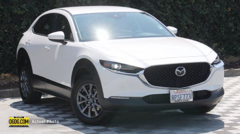 Certified Pre-Owned 2020 Mazda CX-30 SPORT