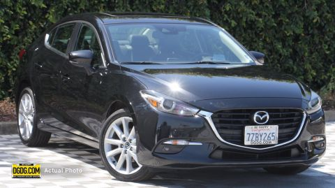 Certified Pre-Owned 2017 Mazda3 Grand Touring