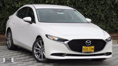 2020 Mazda3 Sedan w/Preferred Pkg AWD