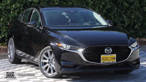 New 2020 Mazda3 Sedan Premium Package
