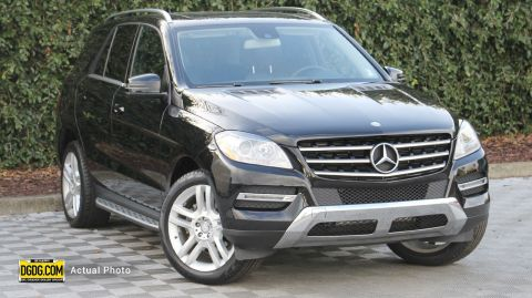 2014 Mercedes-Benz M-Class ML 350 AWD