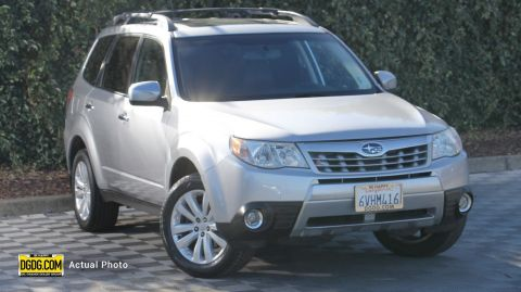 Pre-Owned 2012 Subaru Forester 2.5X Limited