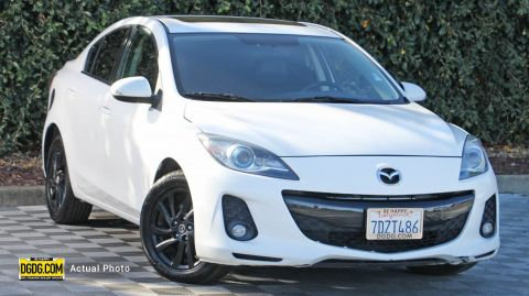 2013 Mazda3 i Grand Touring FWD 4dr Car
