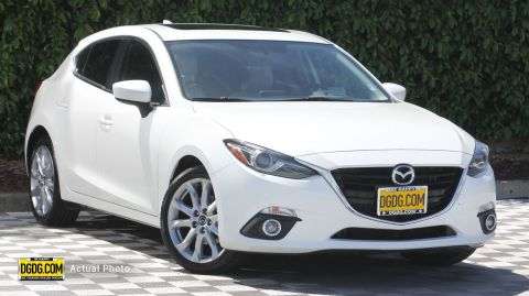 2016 Mazda3 s Grand Touring FWD Hatchback