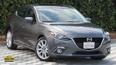 2016 Mazda3 s Grand Touring FWD 4dr Car