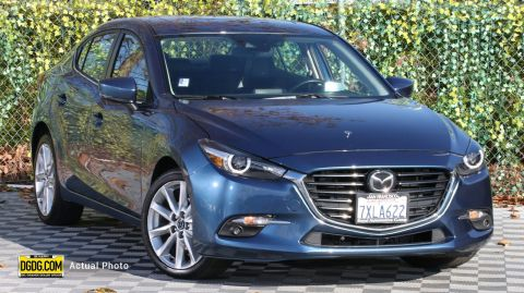 2017 Mazda3 Grand Touring FWD 4dr Car
