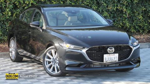 Certified Pre-Owned 2019 Mazda3 w/Select Pkg