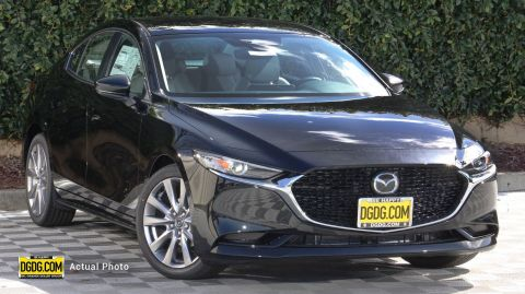 2019 Mazda3 w/Select Pkg FWD 4dr Car