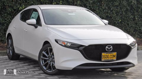 2020 Mazda3 Hatchback Base FWD Hatchback