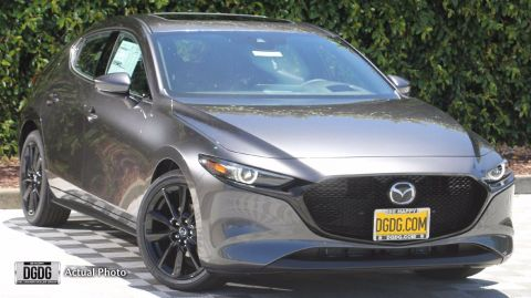 New 2020 Mazda3 Hatchback Premium Package