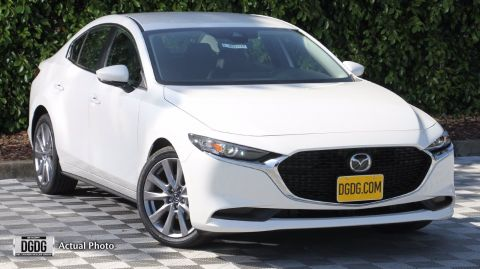 New 2020 Mazda3 Sedan Select Package