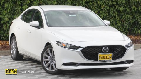 2019 Mazda3 Sedan w/Preferred Pkg AWD