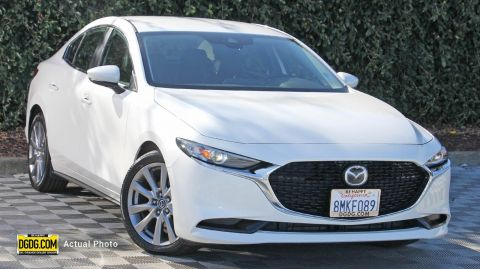 Certified Pre-Owned 2020 Mazda3 w/Preferred Pkg