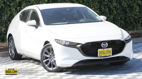 2019 Mazda3 Hatchback w/Preferred Pkg AWD
