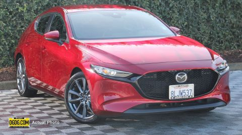 Certified Pre-Owned 2019 Mazda3 w/Preferred Pkg