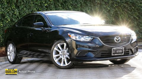 2015 Mazda6 i Touring FWD 4dr Car