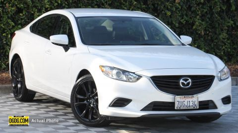 2016 Mazda6 i Touring FWD 4dr Car