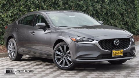2020 Mazda6 Grand Touring FWD 4dr Car