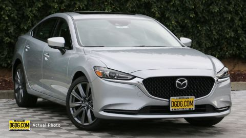 2018 Mazda6 Touring FWD 4dr Car