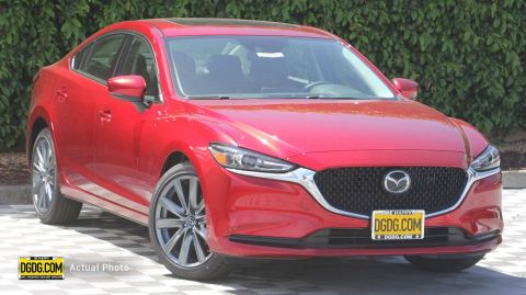 2019 Mazda6 Touring FWD 4dr Car