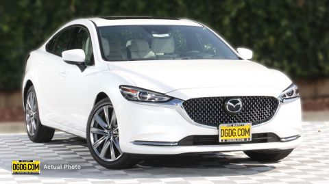2018 Mazda6 Signature FWD 4dr Car