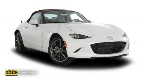 New 2018 Mazda MX 5 Miata Grand Touring