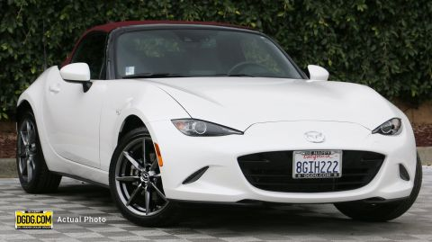 Certified Pre-Owned 2018 Mazda Miata Grand Touring
