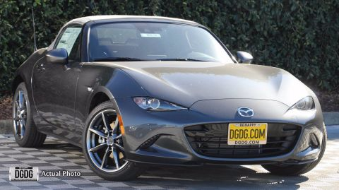 2020 Mazda MX-5 Miata Grand Touring RWD Convertible