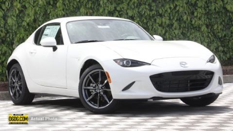 2019 Mazda MX-5 Miata RF Grand Touring RWD Convertible