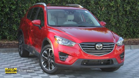 Certified Pre-Owned 2016 Mazda CX-5 Grand Touring