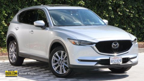 Certified Pre-Owned 2020 Mazda CX-5 Grand Touring Reserve