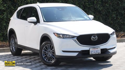 Certified Pre-Owned 2020 Mazda CX-5 Sport