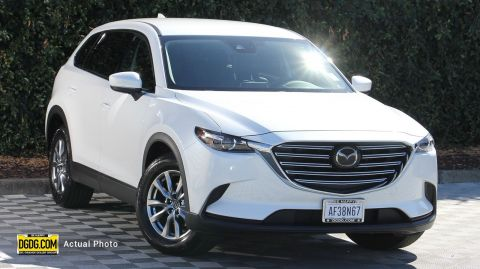 Certified Pre-Owned 2019 Mazda CX-9 Touring