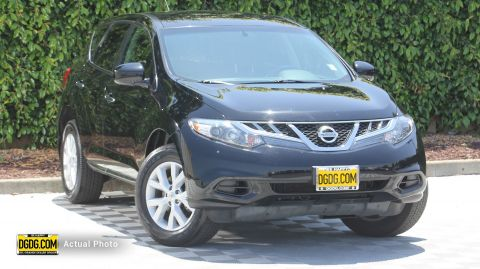 2012 Nissan Murano S FWD Sport Utility