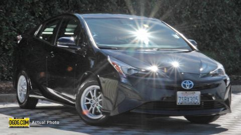 2016 Toyota Prius Three Touring FWD Hatchback