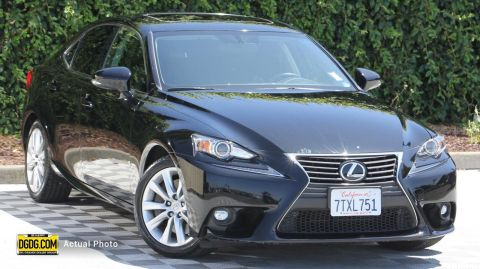 2016 Lexus IS 200t RWD 4dr Car