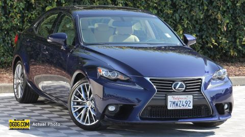2015 Lexus IS 250 RWD 4dr Car