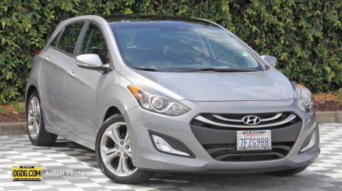 Pre-Owned 2014 Hyundai Elantra GT Limited
