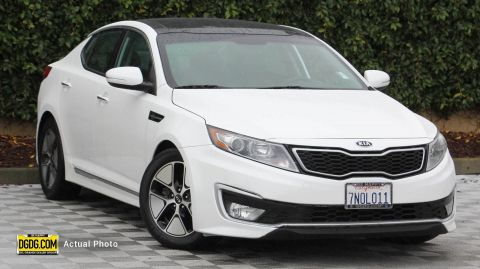 2012 Kia Optima Hybrid Hybrid FWD 4dr Car